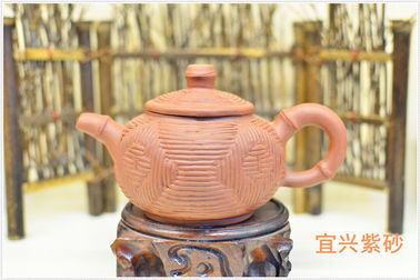 Purple Clay Yixing Zisha Teapot Home Use Special Design Customized SGS